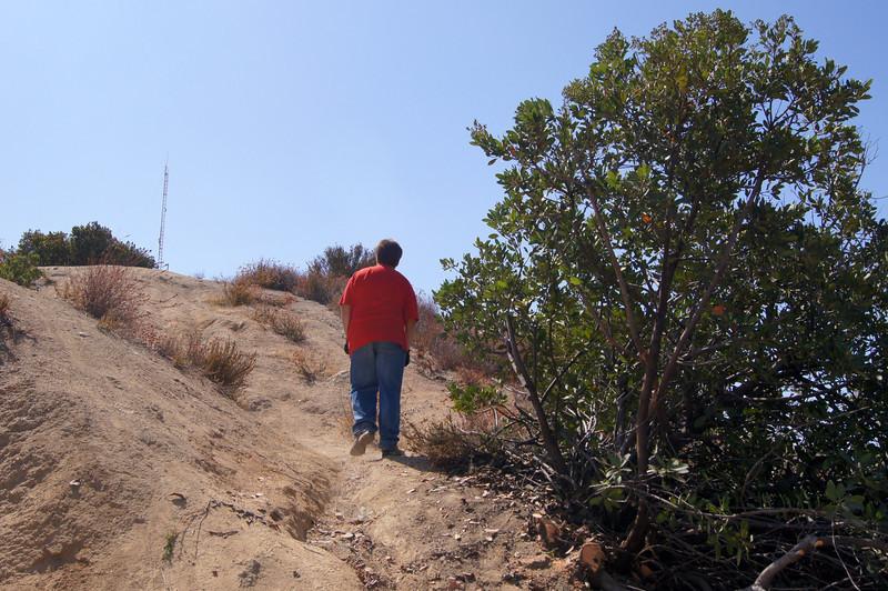 20110911043-Eagle Scout Project, Steven Ayoob, Verdugo Peak.JPG