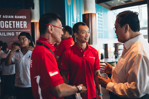 Singapore Sailing Federation Media Launch