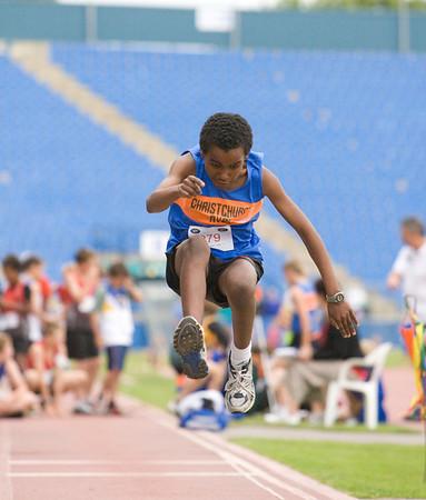 QEII Athletics Oct/Nov/Dec 2008