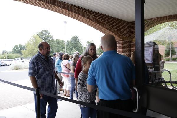 Together Ministry BASH Harrisonburg VA 9-25-16