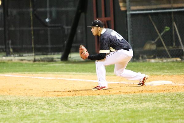 2016 JV Baseball vs St. Johns