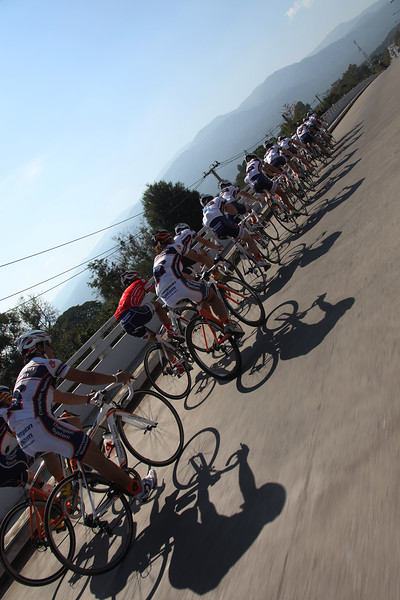 Champion System team training camp and launch, Chiang Mai, Thailand, 2011