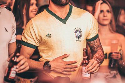 jun.27 - Bud Basement - Brasil x Paraguai
