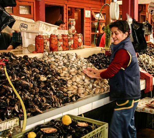 Chilian Markets