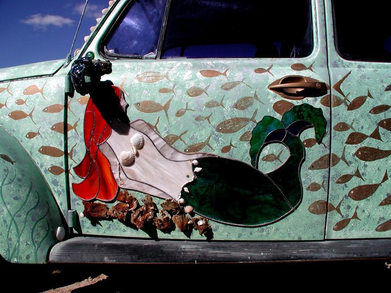 Art Car - Detail
