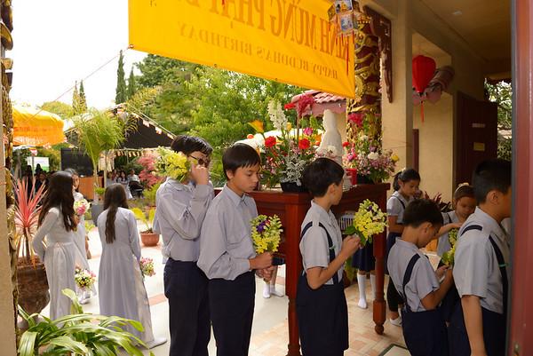 Chua Pho Tu Le Phat Dan