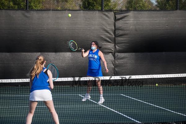 2021-5-10 WHS Girls Tennis vs Salem