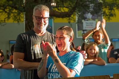 Growth Track Baptism - September 9, 2017