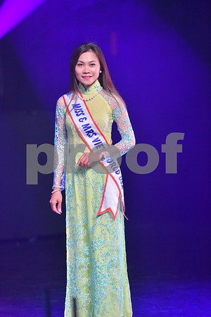 Miss & Mrs Viet World USA 2019