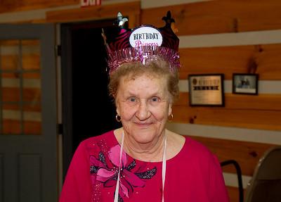 Granny Bartley's 92nd Birthday Bash.