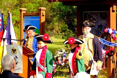 2021 Battle of Thomas Creek Commemoration