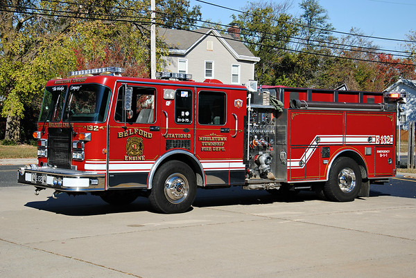 Belford Engine Company (Middletown) Station 31-3