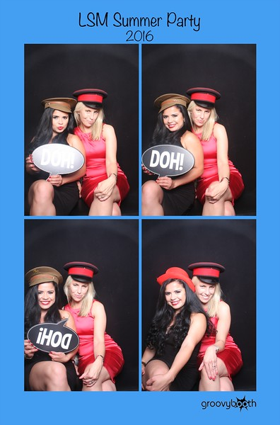 Liberty Summer Party 2016 Photo Booth