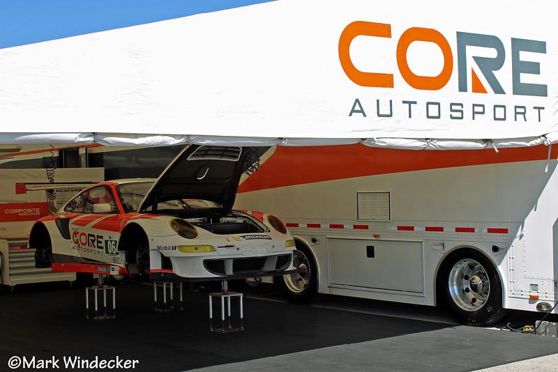 GT-CORE autosport Porsche 997 GT3 RSR