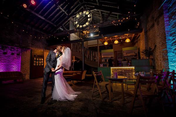 Ellie & Rob's Wedding - Brixton East