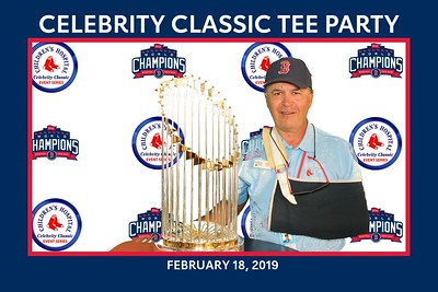 Red Sox Celebrity Classic Tee Party 2019