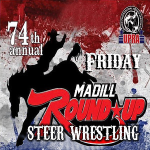 Friday Night Steer Wrestling