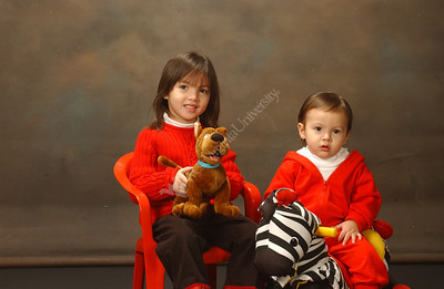 21910 Jeannie's Grand Children Daniel and Rachael
