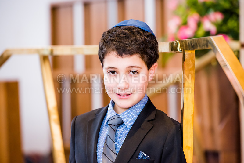 Jacob Dvorin Bar Mitzvah