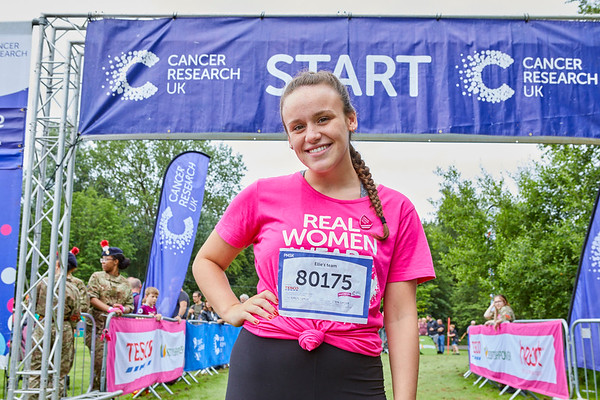 13/7/19 - Race for Life - Pretty Muddy Event -Ellie Leach