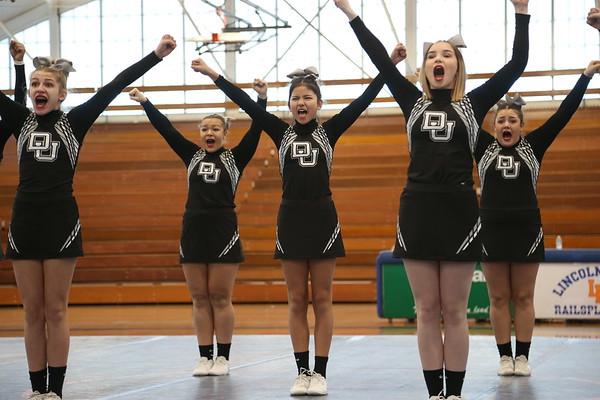 DU Cheer Districts  ROUND 2