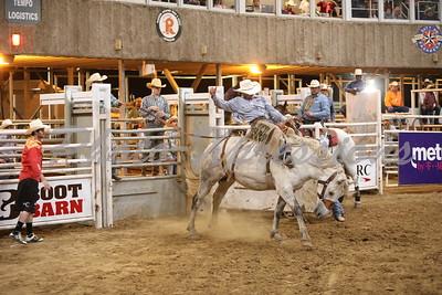 Saddle Bronc  Tuesday   September 24, 2019
