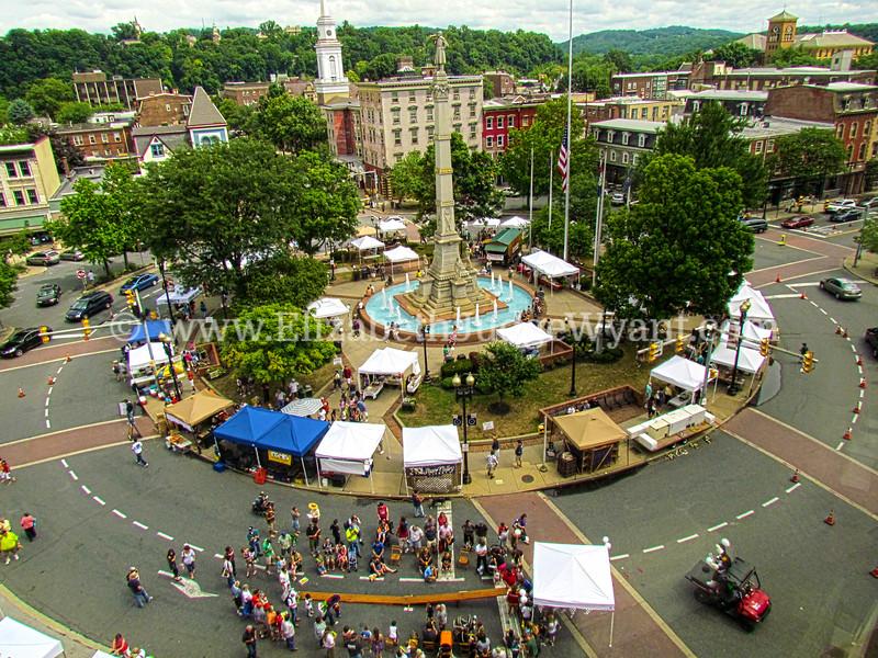 Easton Farmers Market, Easton, PA  7/21/2012