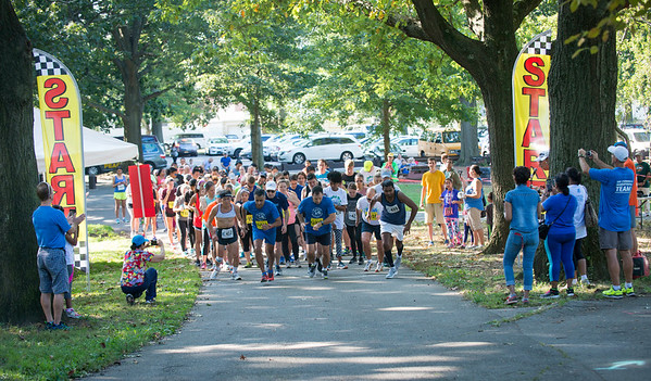 5k & 10k Races in Alley Pond Park
