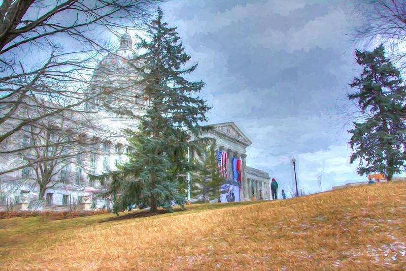Missouri Inaugural