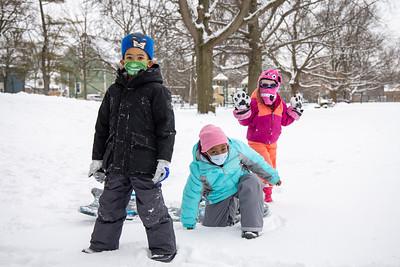 Winter Fun - Early Childhood