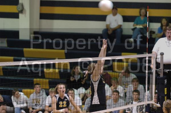 varsity volleyball 10.02.07