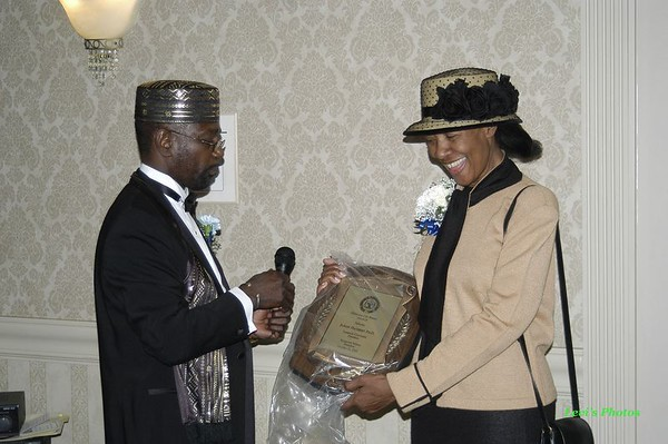 NAACP Dinner 2005