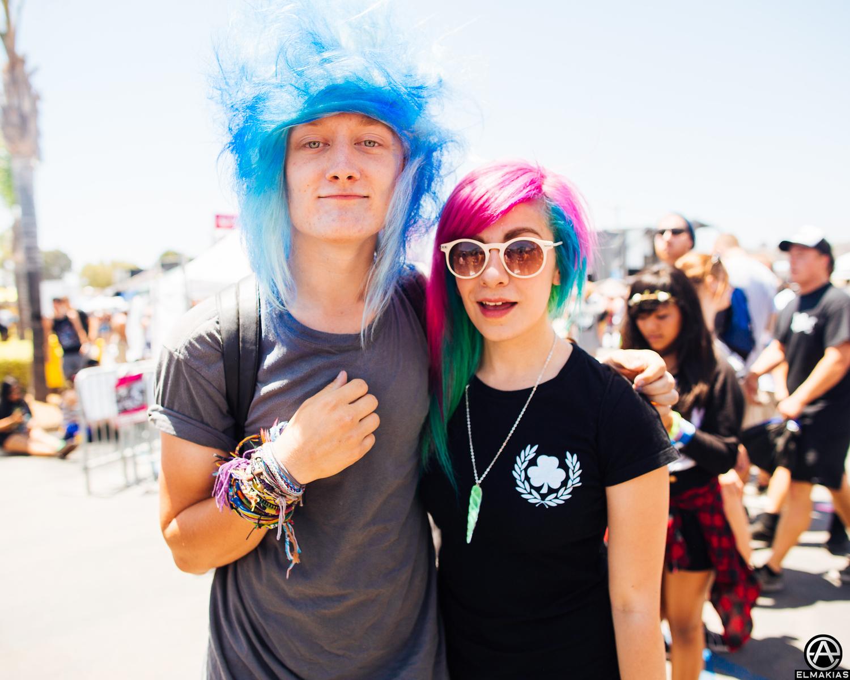 Jason and Miranda