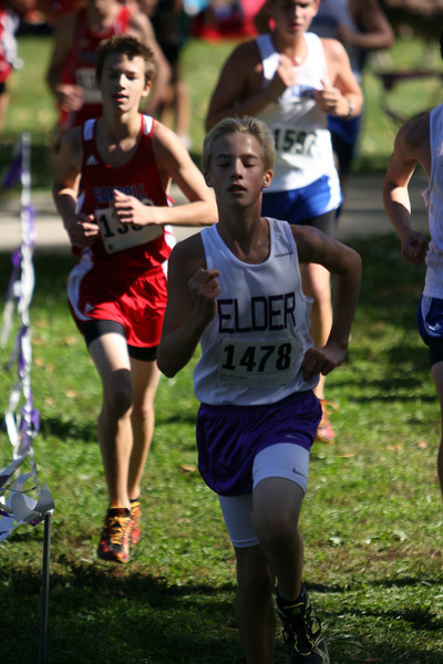 2011 Varsity Cross Country at GCL Open