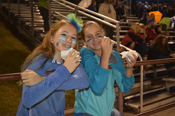 Homecoming Game and Halftime