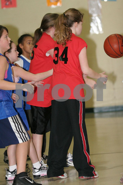 2-3 Girls-Odessa Allen vs Lexington Peavler 1-5-08