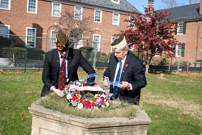 2011 Veterans Day Ceremony