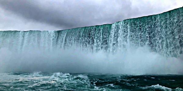 Niagara Falls (October 28)