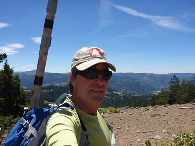 Palisade Peak (Pt. 7559, W6/NS-204) SOTA Activation 7/29/2013