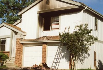 House Fire 8-25-2000