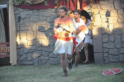 Gladius Evening Show:  Curtain Call 9 October 2010