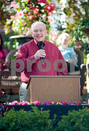 3/15/13 54th Azalea & Spring Flower Trail Ribbon Cutting by James Bauer & Sarah Miller