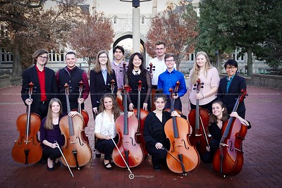 Mizzou Cello Choir