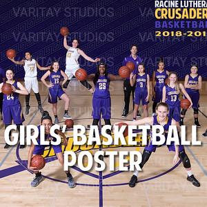 Girls' BkB Team Poster