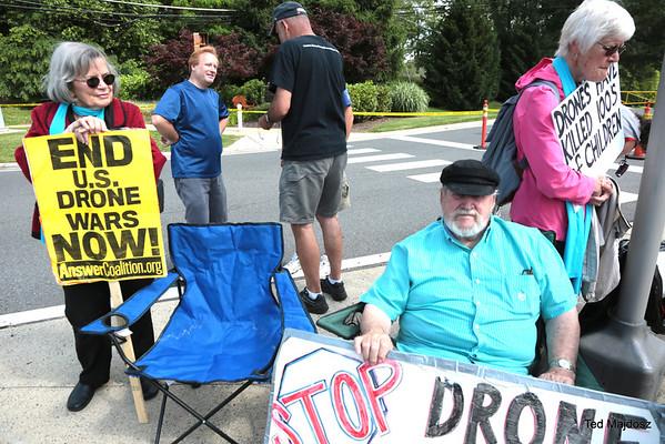 CIA Drone Vigil 6/14/14