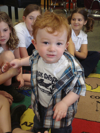 3V Classroom Baby Andrew Visit # 5 4/17/12