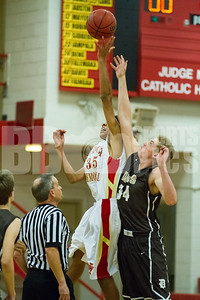 Judge JV vs Davis • 12-16-2014