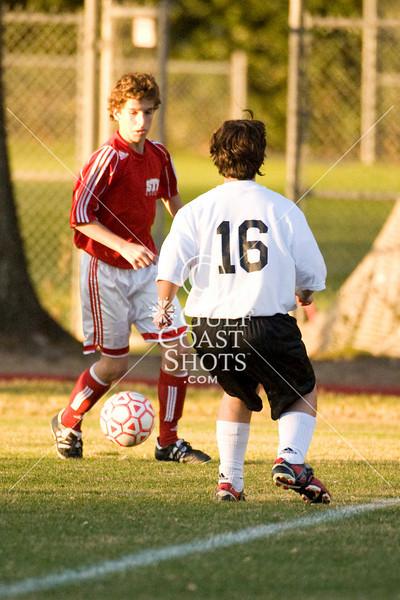 2009-01-21 Soccer Boys JV1 SJS vs St. Thomas Episcopal