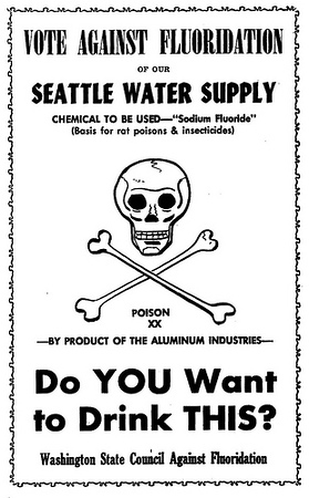 Remembering the Fluoridated Water Wars