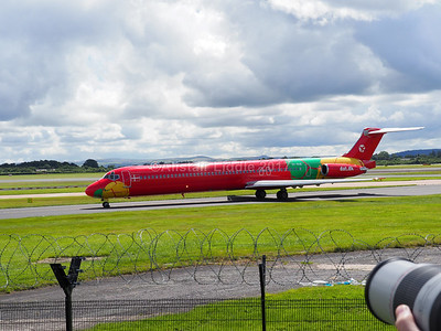 Manchester Airport 30-07-2017